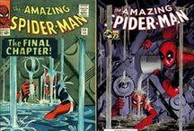"Deadpool ""75th Anniversary Photobomb"" Variant Covers"