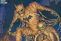 DC Monster Variants 2014
