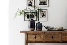 Grey & Black Interior