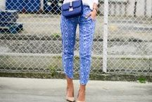 Printed Trousers... / Printed Trousers style insporation