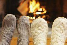 Fuzzy Socks / by Mary Jane Gearhart