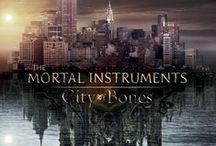 The Mortal Instruments...and other sufferings / Ave atque vale.