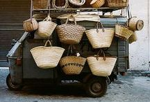 baskets/bags