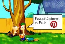 Pineas and Ferb