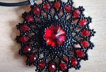 My creations - necklace / Tutte le collane che ho realizzato