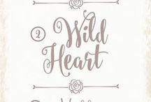 Fonts, Loghi & Grafiche / Caratteri, calligrafia, loghi e grafiche in generale