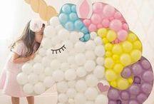 Unicorn Bday / Everything unicorn for parties and birthdays