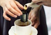 café et thé, s'il vous plaît ♡