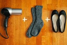 Little {tips} that make life easier / by Brittney Lewallen