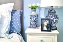 Bedroom Decor + Organization / Ideas for decorating and organizing the bedroom. / by Elizabeth Larkin