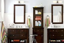 Linen Closets and Bathroom Organization / Organization and storage ideas, tips and guides to help you organize and declutter your bathrooms, linens and linen closets.  / by Elizabeth Larkin