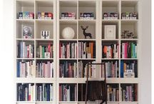 Living Rooms, Books Collections and Parlor Organization / Organization and storage tips, ideas and guides to help you organize your books, living rooms and family rooms.  / by Elizabeth Larkin