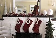 christmas.love. / by Kelli White