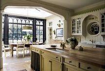 Kitchen Ideas / by Betty Pillsbury