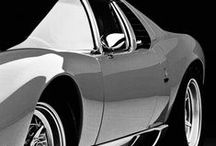 Cars / Cars! Exotics, muscle, concept, and generally whatever gets my engine revving. / by Cranky