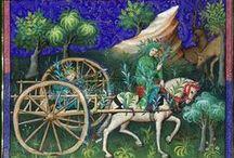 medieval inspiration / by Betty Pillsbury