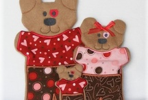 Machine Embroidery Designs / by Frog Blossoms