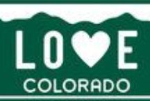 Colorado / by CooperGreenTeam