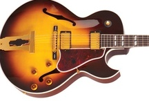 Jazz Guitars / Jazz Guitars. Some I'd like. Some are just interesting.