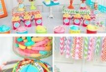 Party Ideas - Ideias para festas