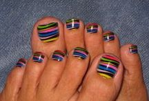 For My Manicurist ~ Toes / by Barbara Richter