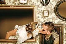 Hopping on the Pinterest Wedding Bandwagon / by Bethany Wharton