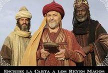 Cartas Reyes y Papa Noel / by Enrhedando Yolanda