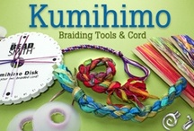 Kumihimo Tecnica / Las tecnicas y tutoriales sobre el Marudai o Kumihimos redondo o cuadrado, unos cordones perfectos con este telar del kumihimo