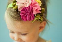 Kids: HairStyles - Girls / by Irina Tsupruk