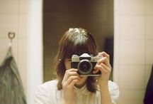 mirror & reflection ♡