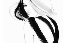 fashion: illustration ♡