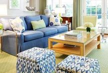 Living Room -- Next House / by Katie Clay