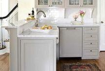 Kitchen - Next House / by Katie Clay