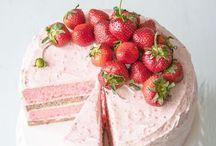 Food: Cakes / by Irina Tsupruk