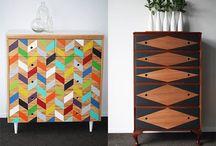 Furniture Makeover!!!