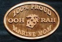 Marine Corps Mom! / Marine Corps Fan Club Kind of Stuff :) / by R Wright