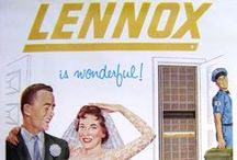 Vintage Lennox / by CooperGreenTeam