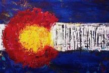 Colorado State Flag / by CooperGreenTeam
