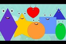 Learning: Shapes & Colors / by Irina Tsupruk