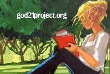 "✞God 21 Project ❤Matter of Faith✞ / To communicate the reality of God's existence into the 21st Century. To encourage and make available texts designed to encourage, aid, and give revelation to the reality of God and His relationship to you, mankind, and world events. ✟♥ ✞ ♥✟  Please Visit ► http://www.god21project.org/  And Please visit & ""LIKE"" our Facebook page: https://www.facebook.com/pages/God-21-Project/105866406153200 / by ༺♥༻ Diane ༺♥༻"