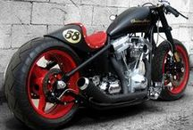 Motorcycles / I have never owned a motorcycle, but never say never! These are some bikes that turn my crank. / by Cranky