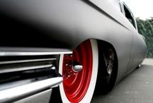 Rods / Hot rods, rat rods, rusty, old with new. Customized cars that spin my crank.  / by Cranky