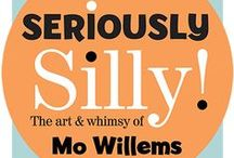"Seriously Silly! / This summer and fall, the High proudly presents a retrospective of Mo Willems | ""Seriously Silly! The art and whimsy of Mo Willems"" 