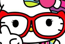 Hello Kitty / by Veronica Mendenhall