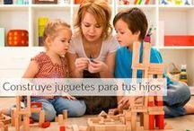 Juguetes y Toys / toda clase de juguetes para que construyan los papas a los más peques de la casa y que puedan jugar juntos