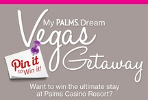 My Dream Vegas Getaway with Palms Casino Resort / This would be what i would want for my dream Birthday this november.  / by britney thomas