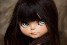 Bonecas * Blythes * Dolls * Pullip * / by Cris Cabral