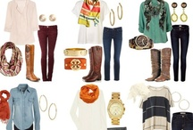 outfits / by Sarah Allam