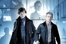 Sherlock / One of the best shows on television starring Benedict Cumberbatch and Martine Freeman