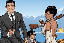 Archer / You're entering the Danger Zone.